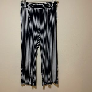Robert Louis Wide Leg Pants. Sz XL
